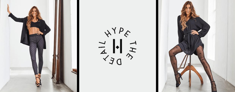 Logo strømper logo leggings