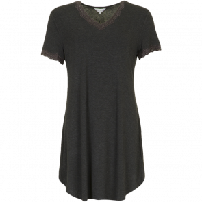 Bamboo Nightdress short sleeve